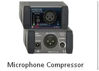 Microphone Compressor
