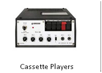 Cassette Players